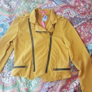 Jackets & Blazers - Yellow Jacket